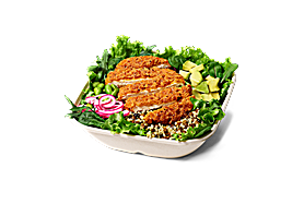 Crispy Chicken Salat Bowl